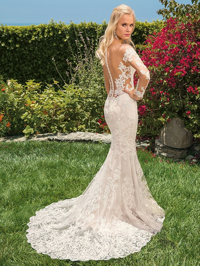 Let S Celebrate The Beauty Of Floral Wedding Dresses