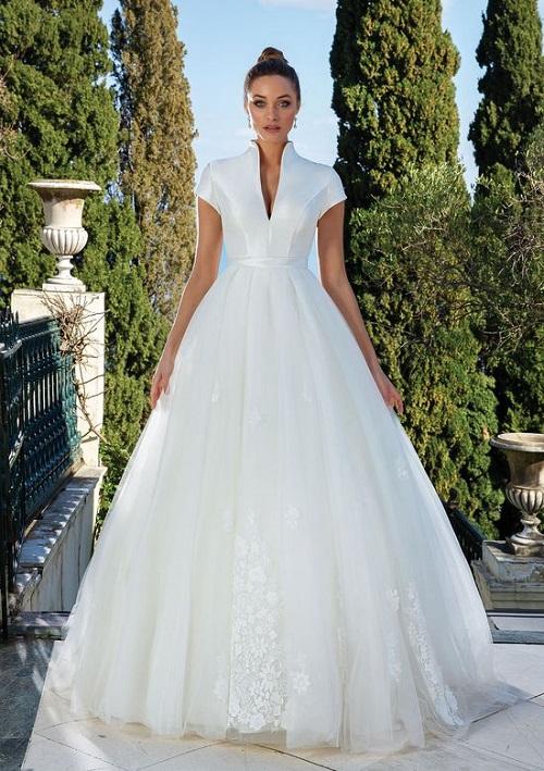 NYBG-Columbia-SC-Mikado-ballgown-detachable-skirt-Justin-Alexander-
