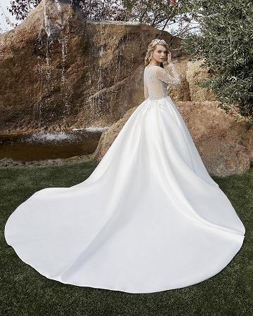 Casablanca Bridal Style 2436-1 Talia